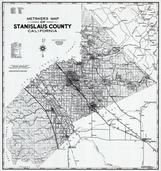 Stanislaus County 1980 to 1996 Mylar, Stanislaus County 1980 to 1996