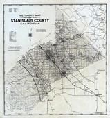 Stanislaus County 1980 to 1996 Tracing, Stanislaus County 1980 to 1996