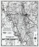 Sutter County 1980 to 1996 Mylar, Sutter County 1980 to 1996
