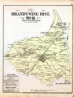 Brandywine District No. 11, Brandywine City, Rosaryville, Cheltenham, Tee Bee, Spring Grove, Cedarville, Washington D.C. and Montgomery County, MD 1879