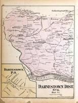 Darnestown District No. 6, Hunting Hill, Germanstown, Washington D.C. and Montgomery County, MD 1879