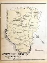 Oxen Hill District No. 12, Grimesville, Hensons Creek, Washington D.C. and Montgomery County, MD 1879