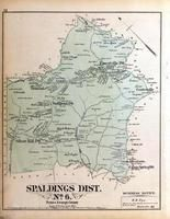 Spaldings District No. 6, Silver Hill, Forestville, Oakland, Suitland, Allentown, Camp Springs, Washington D.C. and Montgomery County, MD 1879