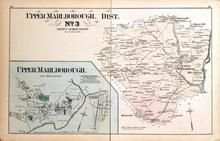 Upper Marlborough District No. 3, Hills Landing, Rosaryville, Linden Station, Washington D.C. and Montgomery County, MD 1879