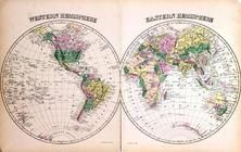 Western Hemisphere, Eastern HemisphereWashington D.C., Washington D.C. and Montgomery County, MD 1879