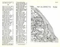 Lafayette Township 1, Mississippi River, Allamakee County 1950