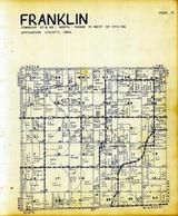 Franklin Township, Livingston, Appanoose County 1946