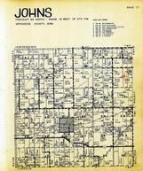 Johns Township, Plano, Appanoose County 1946