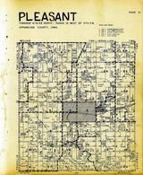Pleasant Township, Cincinnati, Appanoose County 1946