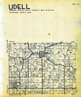 Udell Township, Unionville, Appanoose County 1946