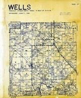 Wells Township, Coal City, Moulton, Appanoose County 1946