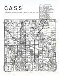 Cass Township, Clayton County 1966
