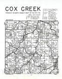 Cox Creek Township, Clayton County 1966