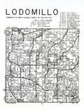 Lodomillo Township, Clayton County 1966