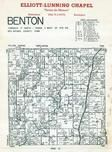 Benton Township, Kingston, Des Moines County 1960 Booth