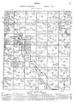 Union Township, Marble Rock, Ackley Creek, Shell Rock River, Green View Acre, Flood Creek, Floyd County 1960