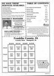 Index Map 2, Franklin County 2004
