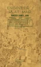 Title Page, Hancock County 1950