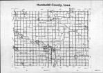Index Map, Humboldt County 1987