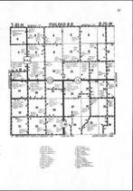Map Image 019, Jasper County 1985 Published by Directory Service Company