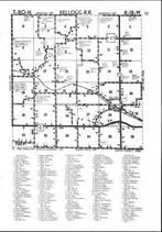 Map Image 023, Jasper County 1985 Published by Directory Service Company