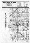 Jasper County Index Map 1