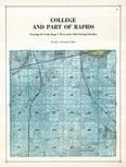 College and Rapids Townships, Gasper, Western, Linn County 1921