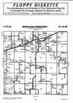 Map Image 001, Mahaska County 1999