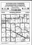 Map Image 001, O'Brien County 1990