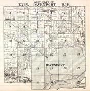 Davenport Township - West, Blackhawk, Cawiezeel, Probstei, Green Tree, Rock Island Arsenal, Scott County 1923