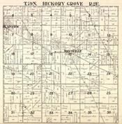 Hickory Grove Township, Plainview, Maysville, Scott County 1923