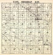 Sheridan Township, Mt. Joy, Eldridge, Scott County 1923