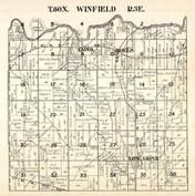 Winfield Township, Long Grove, Cadda, Noels, Scott County 1923