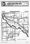 Map Image 025, Wapello County 1987
