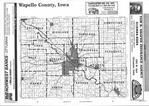 Index Map, Wapello County 1999