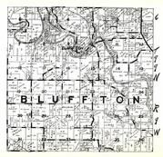 Bluffton Township, Winneshiek County 1948