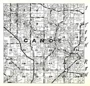 Canoe Township, Winneshiek County 1948
