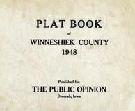 Cover Page, Winneshiek County 1948