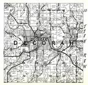 Decorah Township, Winneshiek County 1948