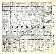 Jackson Township, Jackson Junction, Winneshiek County 1948