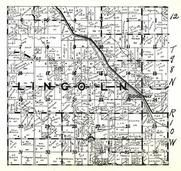 Lincoln Township, Ridgeway, Winneshiek County 1948