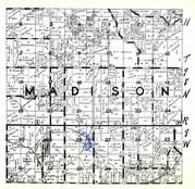 Madison Township, Ten Mile Creek, Winneshiek County 1948