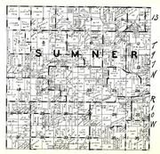 Sumner Township, Mud Creek, Winneshiek County 1948