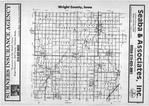 Index Map, Wright County 1987