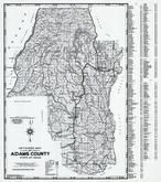 Adams County 1980 to 1996 Mylar, Adams County 1980 to 1996