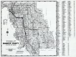 Bannock County 1980 to 1996 Mylar