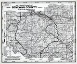 Benewah County 1980 to 1996 Mylar, Benewah County 1980 to 1996