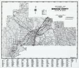 Bingham County 1980 to 1996 Mylar, Bingham County 1980 to 1996