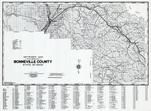 Bonneville County 1980 to 1996 Mylar