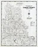 Camas County 1980 to 1996 Tracing, Camas County 1980 to 1996